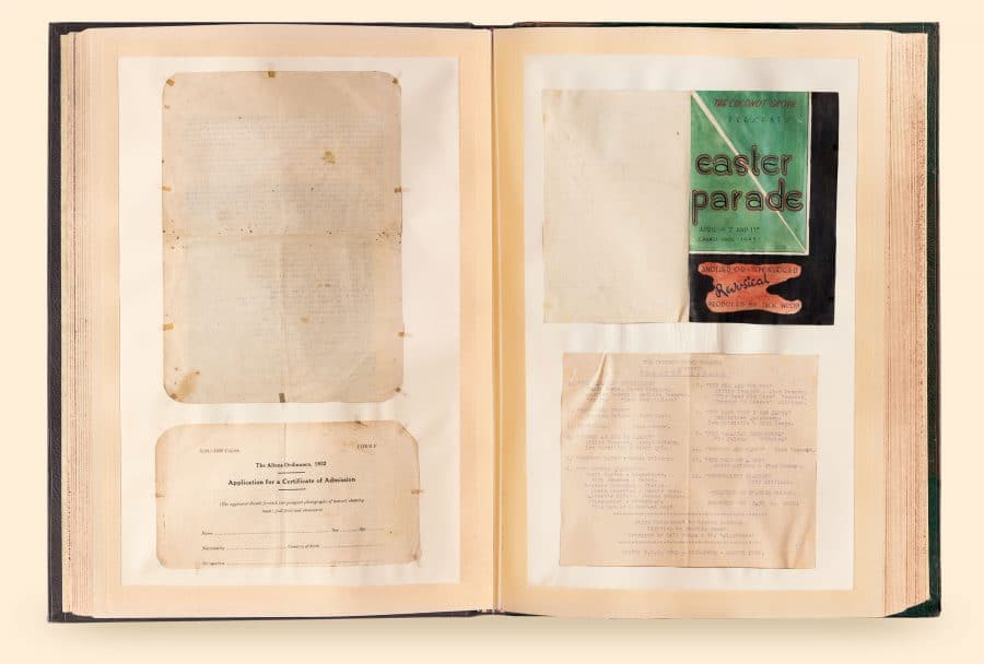 Pages 22 – 23 / 1945