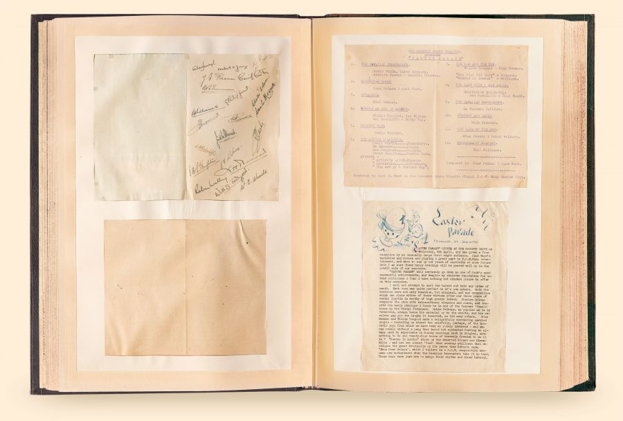 Pages 24 – 25 / 1945