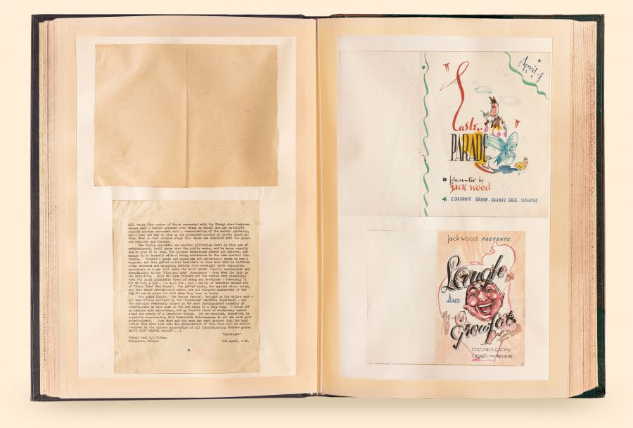 Pages 26 – 27 / 1945