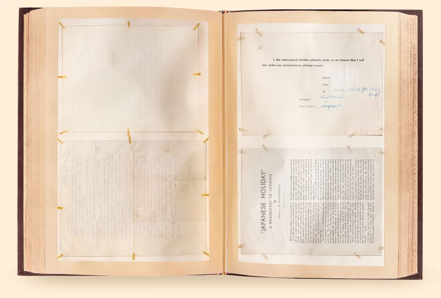 Pages 54 – 55 / 1945