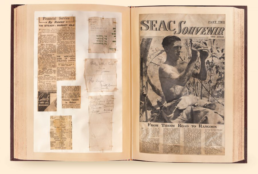 Pages 60 – 61 / 1945