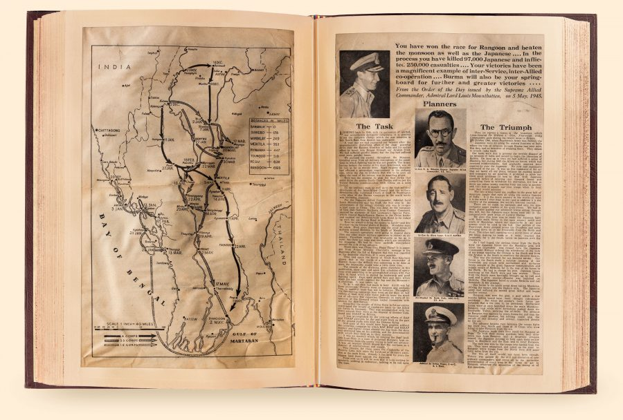 Pages 62 – 63 / 1945