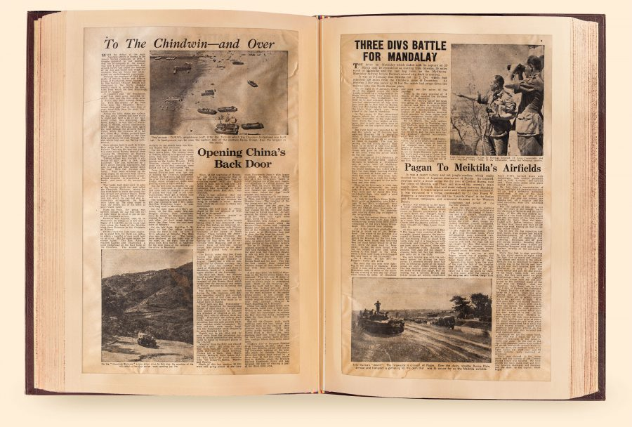 Pages 64 – 65 / 1945