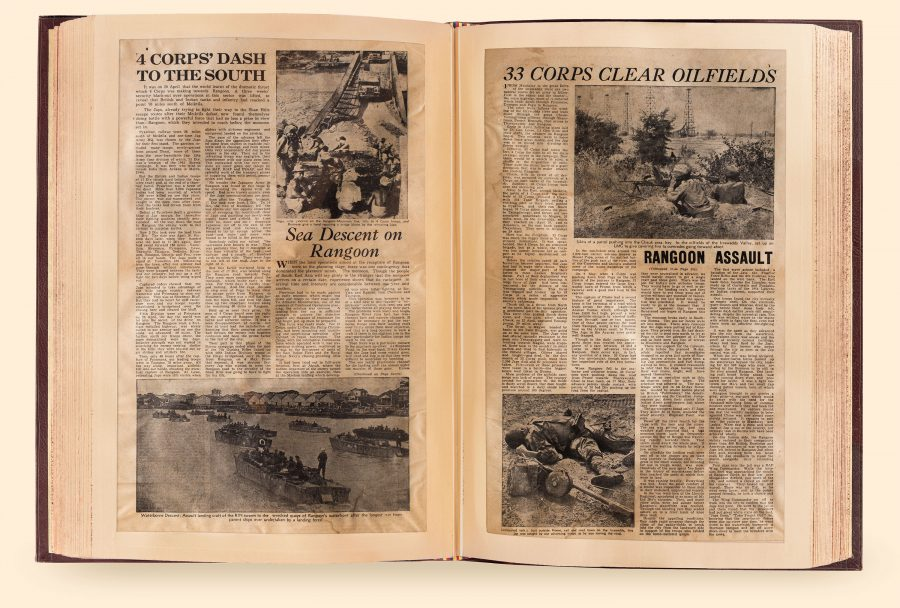 Pages 66 – 67 / 1945