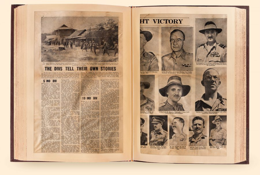Pages 68 – 69 / 1945
