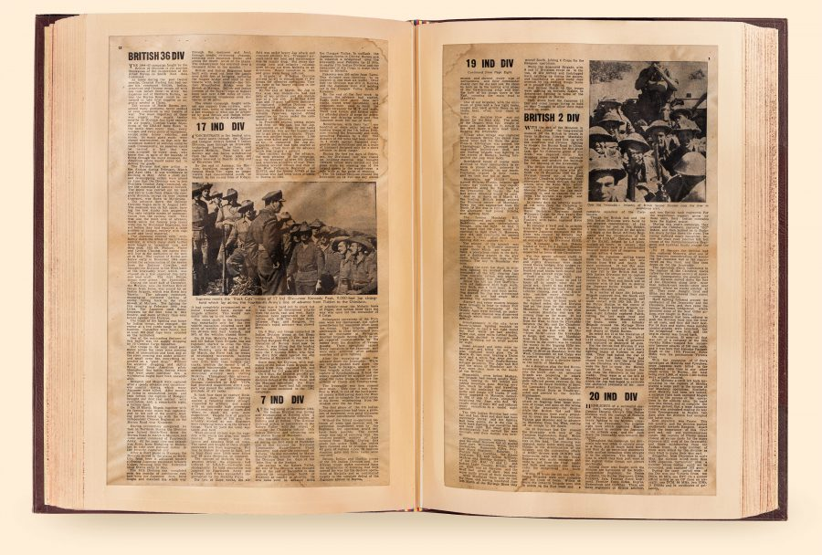 Pages 70 – 71 / 1945