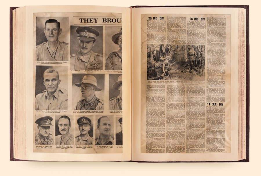 Pages 72- 73 / 1945