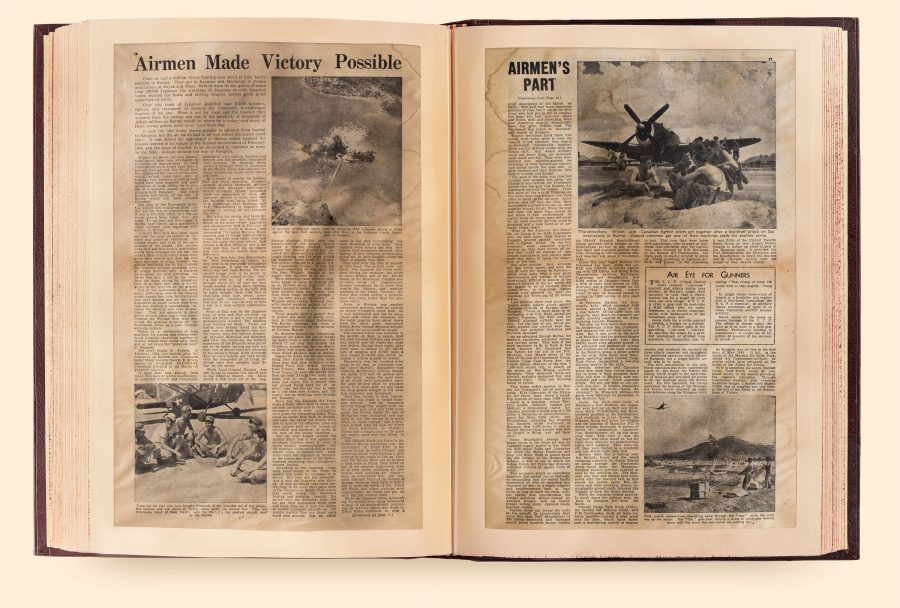Pages 76- 77 / 1945