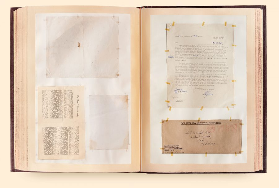 Pages 84- 85 / 1945