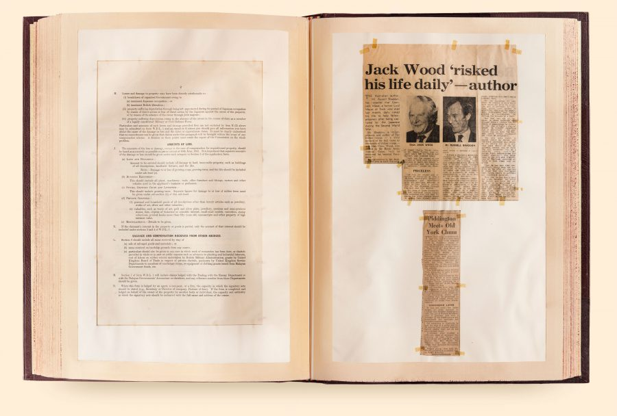Pages 98 – 99 / 1945