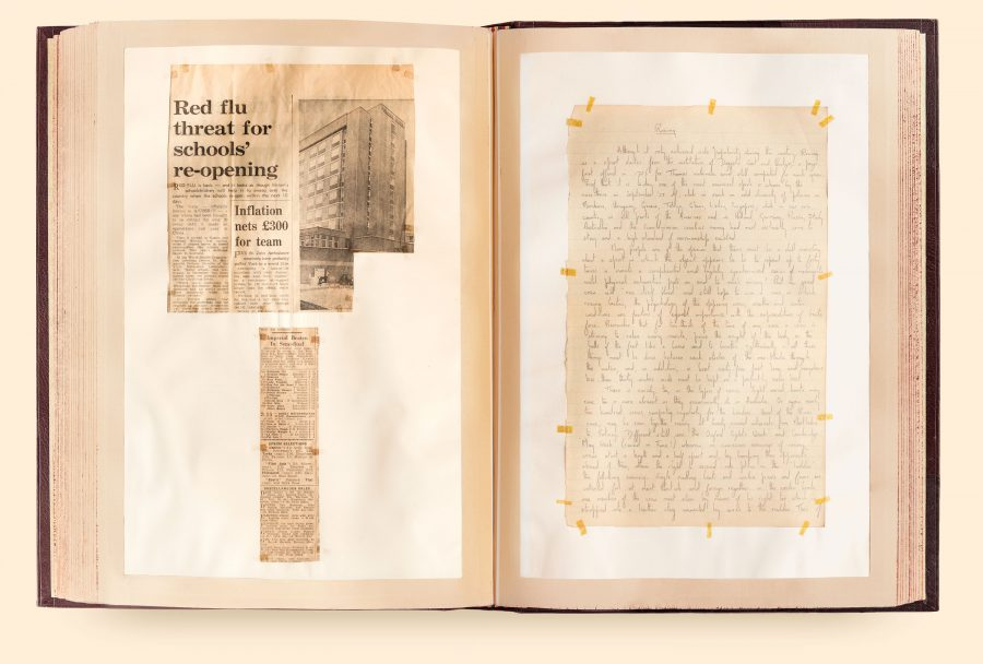 Pages 100 – 101 / 1945
